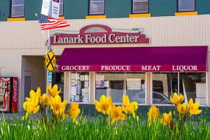 Lanark Food Center exterior